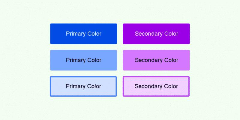Изменение цвета шрифта с помощью CSS в зависимости от фона